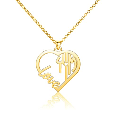 Infinite Memories Personalized Name Necklace Sterling Silver Music Note Pendant Customized Gift for Women